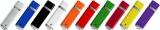 Пластиковые флешки под нанесение логотипа.