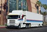 Перевозка грузов на юг