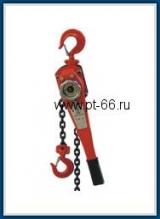 Таль рычажная ручная 0,75тн до 6тн на высоту 3-12м- универсальное приспособление для подъема, тяги и