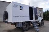 Лаборатория для геофизических исследований на базе ГАЗ 3308