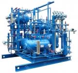 Газокомпрессорный агрегат