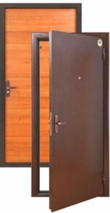 Двери Бульдорс-10 / Глухие