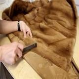 Ремонт меховых изделий: укоротить низ изделия