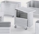 Поставка: Тележки для упаковки, транспортировки, хранения (пр-во Германии).