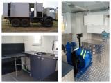 Лаборатория исследования скважин КамАЗ 43114